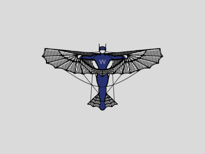 Wagestolz wings line industrial dare pride glider flying lilienthal