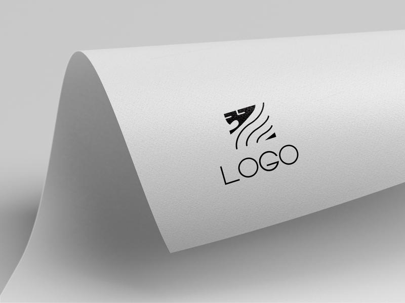 lion logo typography type minimal logo lettering illustrator flat illustration design branding
