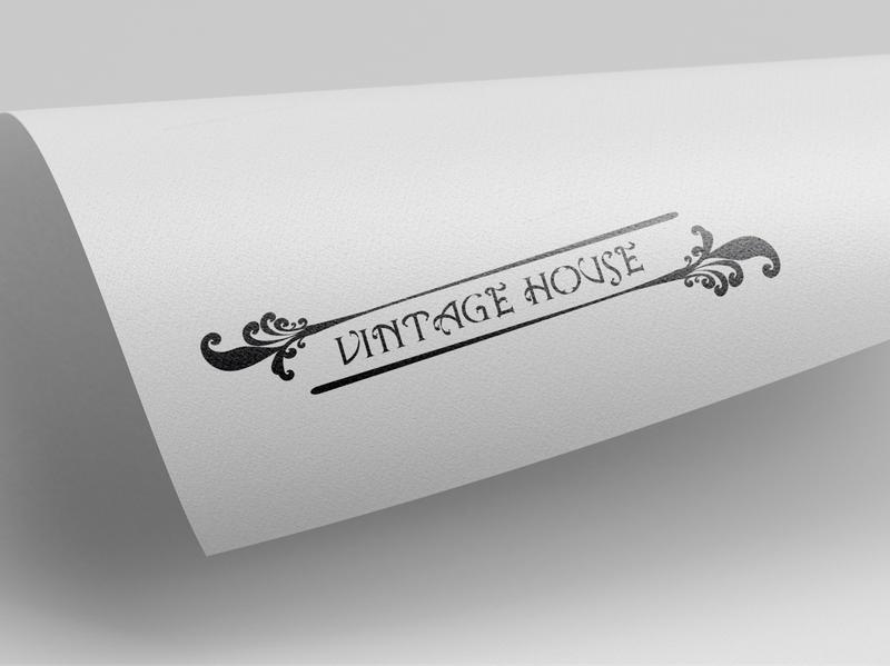 event organising logo typography type minimal logo lettering illustrator flat illustration design branding