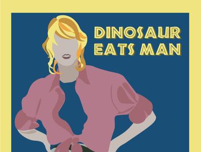 Laura Dern, duh. illustration design feminist art laura dern feminist jurassic park