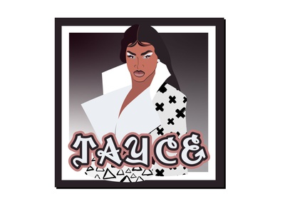 "RuPaul's Drag Race UK Season 2 ""Tayce"" apparel rupauls drag race drag queen graphic design funny illustration design"