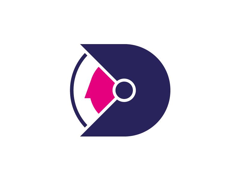Astronaut Logo 01 astronaut space symbol mark logo