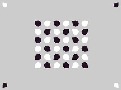 Pattern minimalism minimal dribbble pattern illustration