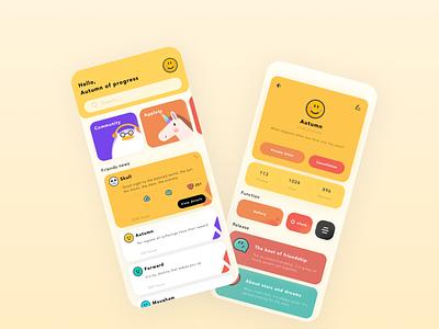 be happy branding art illustrator typography illustration flat icon app ui design
