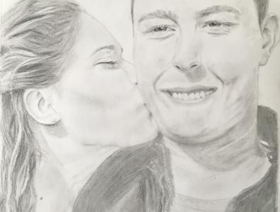 B146AD2A D84E 4367 8B1C 9204755224E0 drawing commissionsopen commissions customportrait portrait