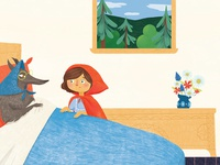 Little Red Riding Hood: The Doubt