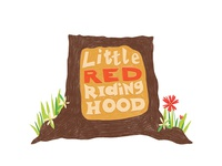 Little Red Riding Hood: Titlepage