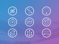 GogglePal Feature Icons