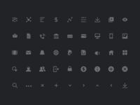Adterminal Icon Set
