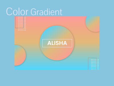 Color Gradient