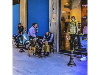 Istanbul Travel Diary 01