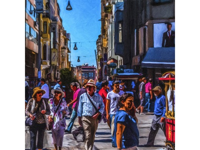 Istanbul Travel Diary 02