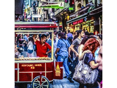 Istanbul Travel Diary 05