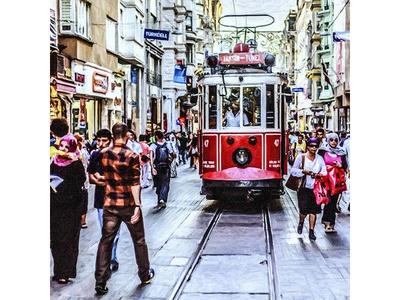 Istanbul Travel Diary 06
