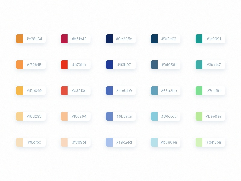 7 UI tools for creating better digital color palettes