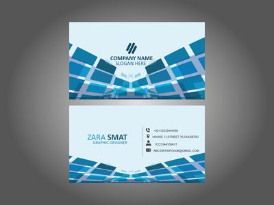BUSINESS CARD branding design