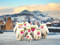 Winter group photo