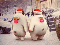Be my secret Santa