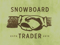 Snowboard Trader Logo