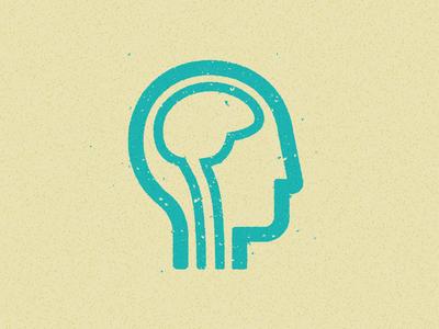 Brain icon brain