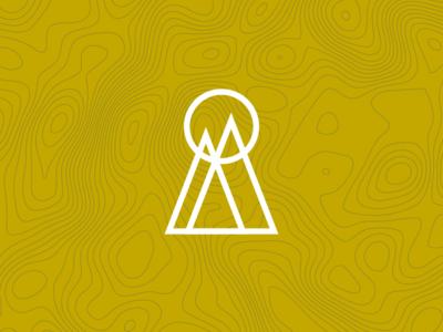 Mountain Logo mountain branding logo
