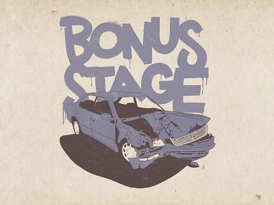 Bonus Stage video game street fighter 2 bonus stage