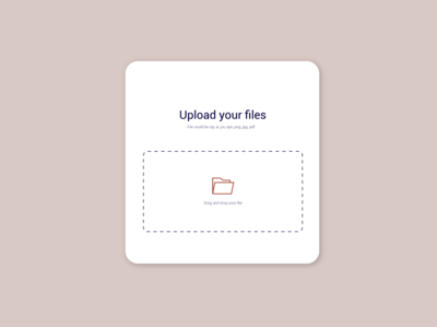 031 File Upload upload file uploader upload web ui dayli challenge daily ui design dailyui