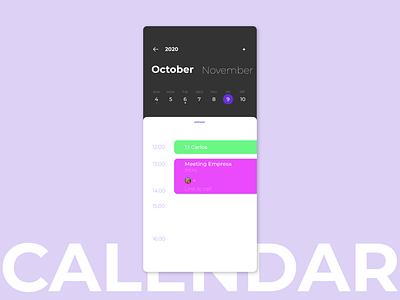 037 Calendar calendar design calendar ui calendar app ui dayli challenge daily ui design dailyui