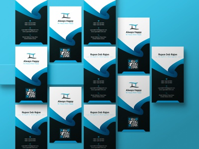 Vertical Business Card Design Template background print brand identity identity personal brand typography text type personal vertical vector ui illustration icon logo design business card businesscard branding graphic design