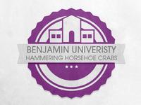 Back to school mock logo