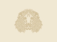 A little lion illustration