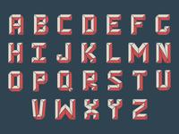 Manufactura Typeface
