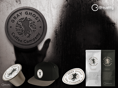Gray Ghost Coffee coffee logo coffee shop grey ghost coffee co gray ghost coffee co premium coffee roasted coffee coffeeshop coffee coffee usa grey ghost coffee gray ghost coffee