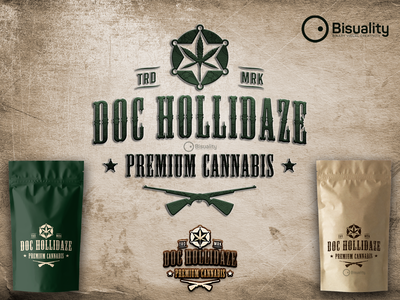 DOC HOLLIDAZE Cannabis dochollidaze marijuana cannabis design cannabis packaging doc hollidaze premium cannabis premium cannabis cannabis doc hollidaze