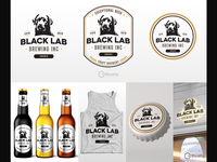 Black Lab Brewing Inc Logo