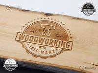 Woodworking With Jeff Marx Logo