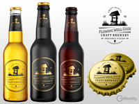 Flowing Well Gose - Pretoria Fields Collective Logo