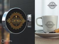 Cortado Espresso Bar United Kingdom Logo