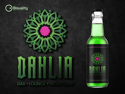 Dahlia Industrial Nightclub Houston Logo