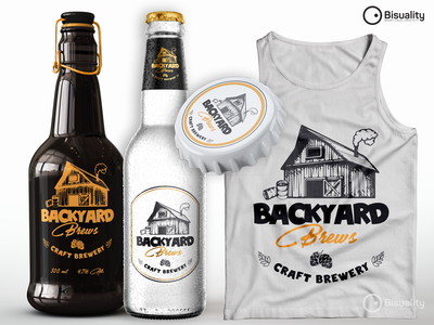 Backyard Brews Logo