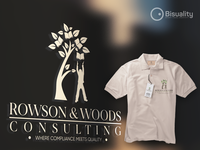 Rowson   Woods Consulting Logo