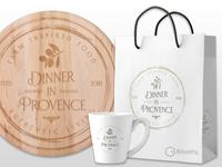 Dinner In Provence Logo