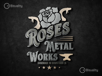Roses Metal Works Logo