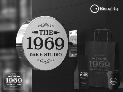 The 1969 Bake Studio Logo