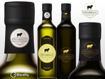 Pecorella Olive Oil Logo