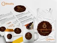 Queendin Dubai - Cafe and Desserts Logo