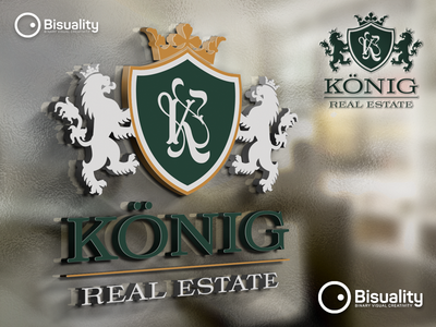 Konig Immobilien Agentur Logo