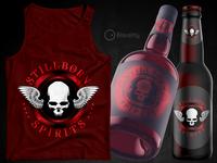 Stillborn Spirits Alcohol Beverages Design Studio