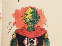 GMTY - King Piccolo