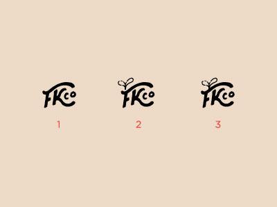 FK Monogram, round two
